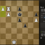 Game on lichess